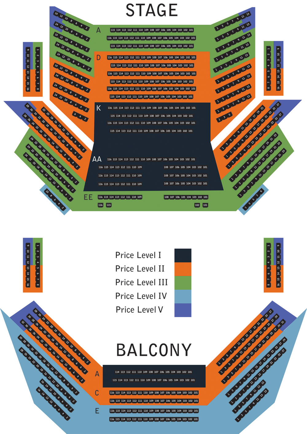seating chart apps