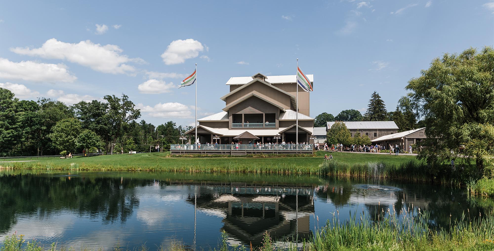 Glimmerglass Festival Theater