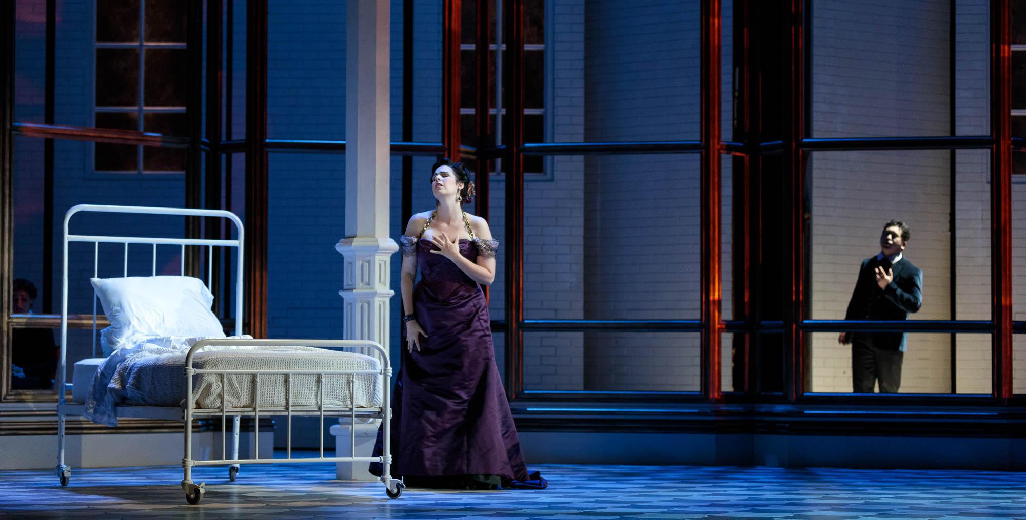 La traviata | Photo: Karli Cadel
