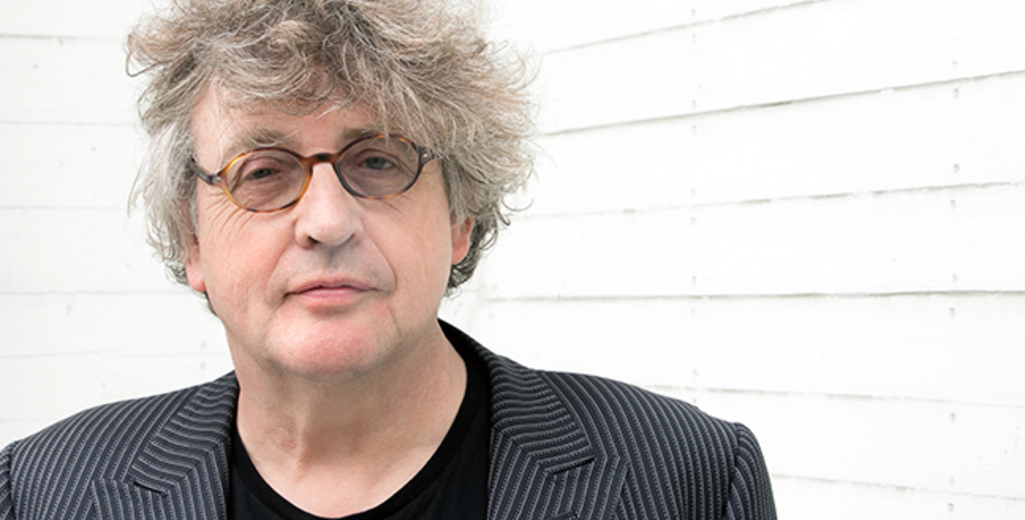 Headshot of Paul Muldoon