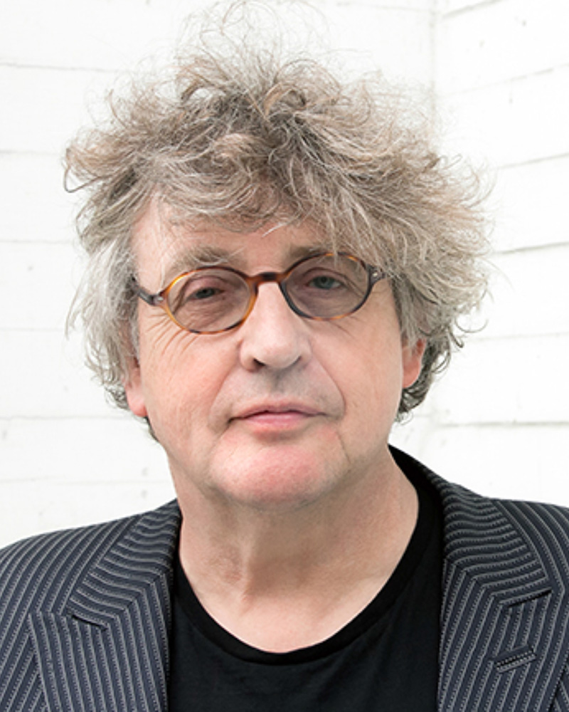 Literary Conversations: Paul Muldoon