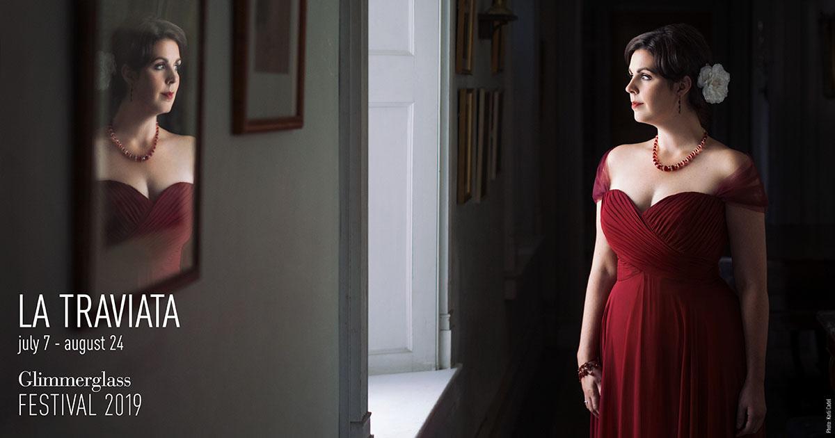 La traviata promotion graphic