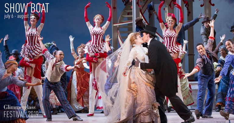 Show Boat promotion graphic.